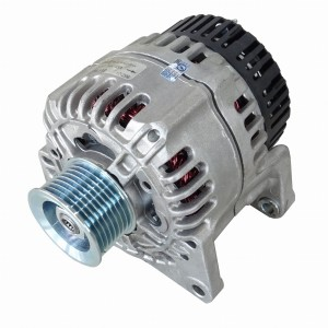 Alternator 14V 95A do JCB / Iskra 11.204.115